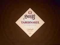 Smilt Beer label