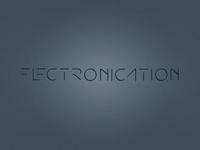 electronication logotype