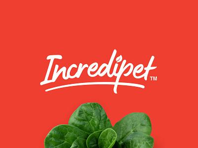 Incredipet Brand Identity pet brand development design typography vector brand design branding logotype logo design logo branding design brand identity