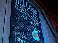 Bardstown Bourbon Mixer Chalkboards