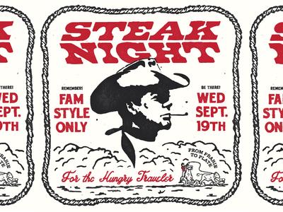 Steak Night