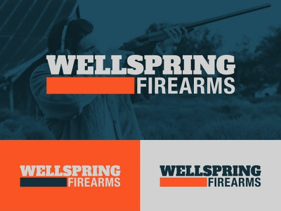 Wellspring Firearms logo brand license to carry gun firearm