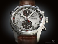 IWC Spitfire Doppelchronograph