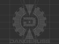 Dangeruss,net Logo (layout)