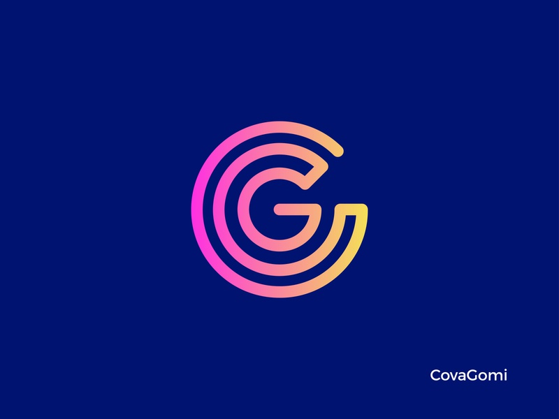 C+G modern unused letter mark elegant design unused branding design identitydesign modern agency wordmark logo wordmark lettermark modern logo logo business logo identity app icon logodesign brand identity