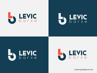 levic barxe modern letter mark logo design tech logo typography monoline levic barxe logo l letter b letter logo abstract logo designer for hire amazon fba technology logo lettermark monochromatic business logo woocommerce monogram logo modern logo logodesign brand identity