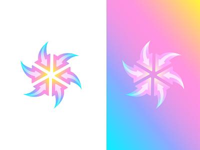 Arrozon brand identity colors corporate branding icon brand designer logo concept 3d ui animation graphic design nft bitcoin craypto abstract creative app icon branding brand logodesign logo