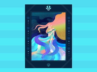 ATLANTIC card design