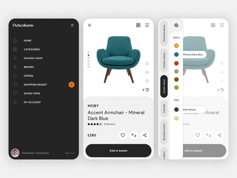 Debenhams - Retail App