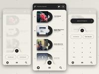 Vinyl Collection Management App - Concept