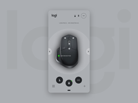 Logitech Options - App For Android - Concept