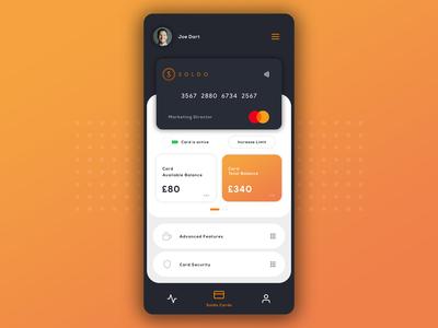 Soldo - App Redesign