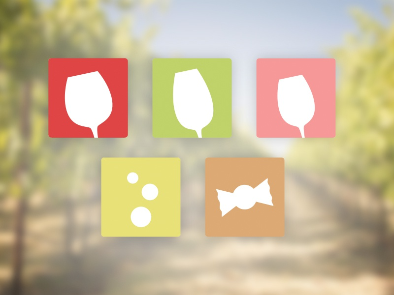 wine icons wine icon design sketch