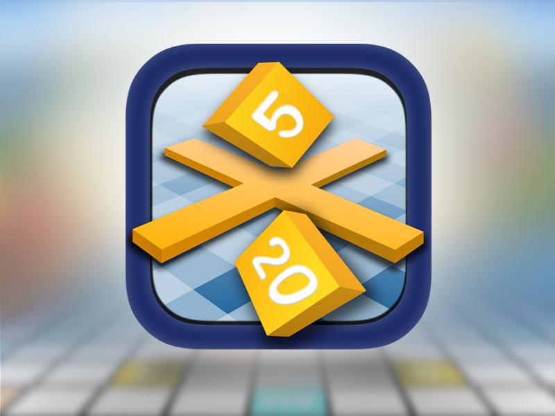 5x20 IOS icon icon sketch ios game