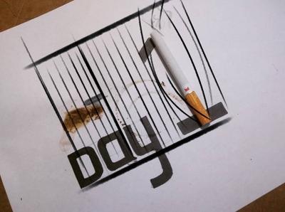 Quarantine Days of Illustration - Day 1
