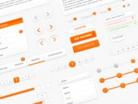Orangeek Web Kit