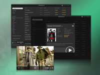 STREEEMvid - a streaming service