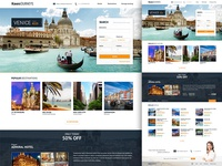 Travel/hotel booking