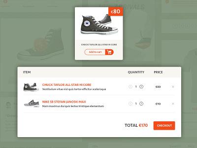 Webshop - add to cart / checkout pay checkout shop cart e-commerce webshop web
