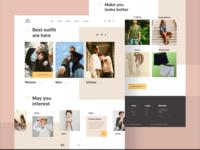 Clotchplus - ECommerce Website