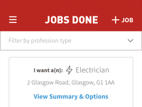 Jobs Done App