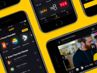 Live TV Mobile App