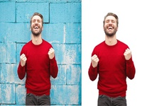background removal & clipping path