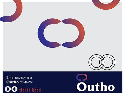 Outho logo design flayer logo company flayer factory icon business card logo design illustration graphic design branding