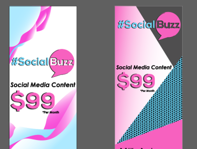 Social Buzz Banner