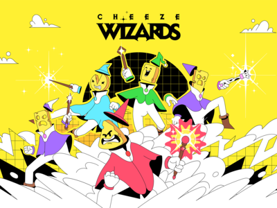 Cheeze Wizards: Cheeze Wizards are here!