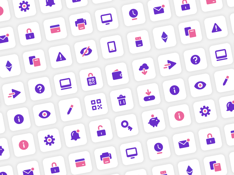 Dapper: UI Icons