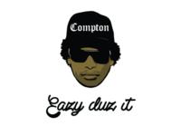 Eazy E Illustration