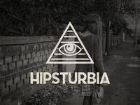 Hipsturbia Final Logo