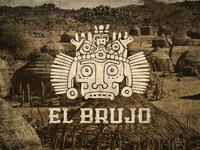 "El brujo ""The sorcerer"" Logo"