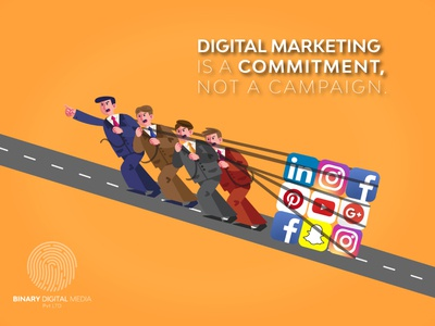 Digital Marketing and connections