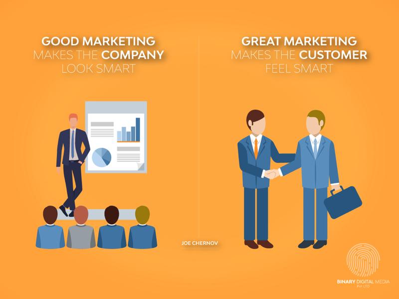 Good Marketing Great Marketing