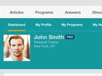 Pro Account Profile