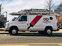 AP Painting Van