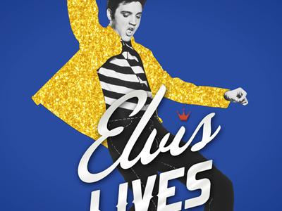 Elvis Lives elvis graceland memphis