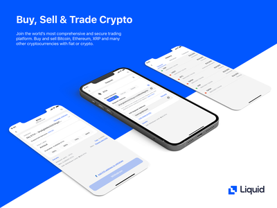 Deposit & Withdrawal Cryptocurrency withdraw deposit crypto design crypto exchange cryptocurrency app ux ui