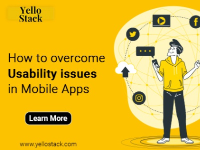 How to overcome Usability issues in Mobile App ecommerce mobile app development mobile app development mobile app mobile app developers