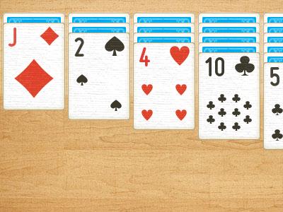 Original Cards cards iphone game ui vector wood heart club diamond