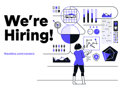 We're hiring for multiple positions! ux ui austin insurance app insurance insurtech visual design product design hiring