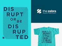 The Zebra shirt for SXSW