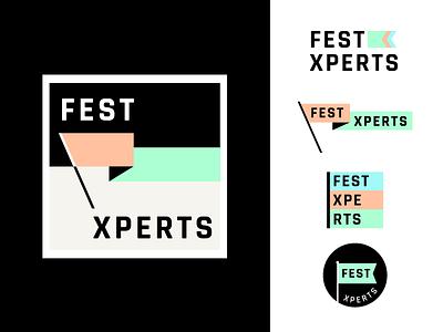 FestXperts branding logo festival fest sxsw