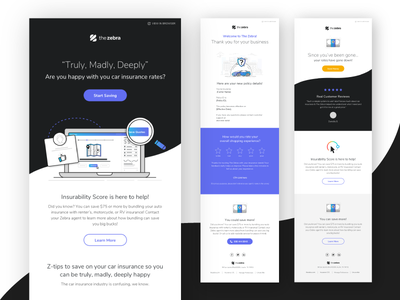 The Zebra Designs Themes Templates And Downloadable Graphic Elements On Dribbble