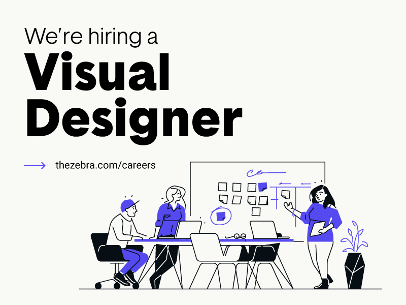 Dribs visualdesigner job