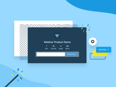 Cover : How to Make the Best Webinar Landing Page