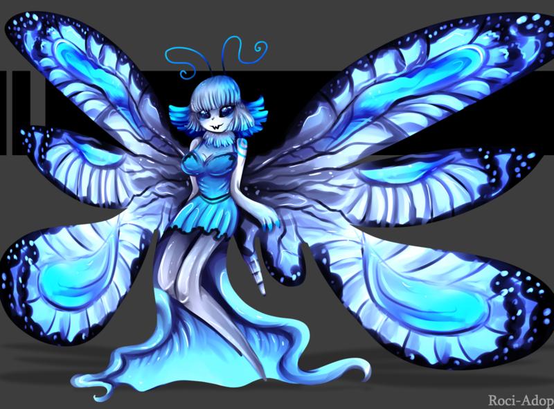 Character concept art 9# girl anthro rocioam7 illustration fantasy character digital art