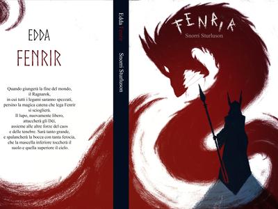 Fenrir Cover Book